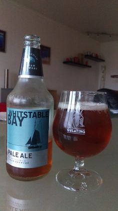 Whitstable bay- nice summerly pale ale :-)