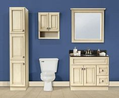 White RTA Vanity Units  The Guidelines of Ready to Assemble Bathroom Vanities Check more at http://www.showerremodels.org/3684/the-guidelines-of-ready-to-assemble-bathroom-vanities.html