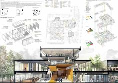 Architecture Presentation Board Tips is part of Tips For Creating Stunning Architecture Project Presentation - You can get this post Architecture Presentation Board Tips as a printable pdf click… Perspective Architecture, Concept Board Architecture, Plans Architecture, Architecture Presentation Board, Architecture Panel, Architecture Graphics, Landscape Architecture, Drawing Architecture, Sections Architecture