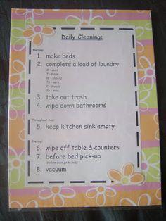 Little Family Fun: Home Organization Notebook
