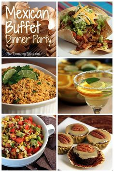 Here's everything you need to know to throw a fun, stress-free, Mexican dinner party. Recipes and lots of planning tips included.