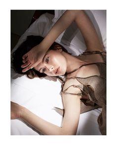 "Nicole Russo on Instagram: ""Bored in the room . @vita_hio @26modelsmilano  Dress @giuliariccoboni  Make-up @arjak7  Assistant @franciescagoffi  Hotel @dunant_hotel . .…"" Ballet Shoes, Make Up, Room, Instagram, Dresses, Fashion, Ballet Flats, Bedroom, Vestidos"