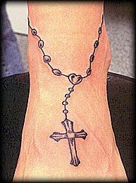 Ankle Bracelet Tattoo Design Picture Gallery - Ankle Bracelet Tattoo Ideas