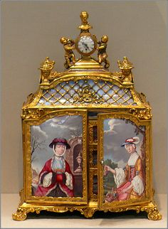 Metropolitan Museum of Art : Clock