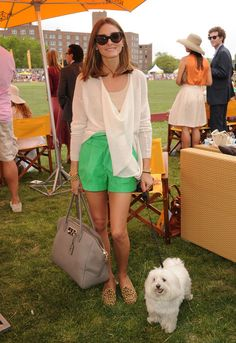 Yep, this whole thing too. Plus the dog. | 29 Times We Wished We Could Trade Wardrobes With Olivia Palermo