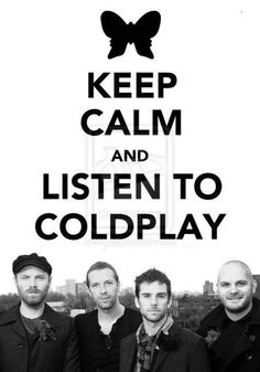 Coldplay!