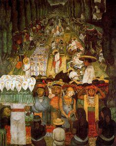 Diseño y cultura en latinoamérica • Diego Rivera Periodo:Muralismo 1886-1957 ...
