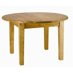 Table ronde avec rallonge on pinterest table ronde - Grande table ronde avec rallonge ...