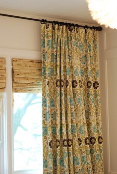 Love these drapes...maybe for living/dining rooms?