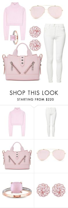 """Untitled #241"" by desiremeb ❤ liked on Polyvore featuring Balmain, Mother, Kenzo, Miadora and Emilio!"
