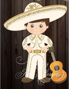 Piñatas Mexican Birthday, Mexican Party, Fabric Painting, Painting On Wood, Mexican Invitations, First Communion Cards, Mexican Paintings, Mexican Shirts, Mexico Culture