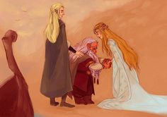 ask-rossiel: lady-of-the-golden-wood: thats-so-ravenholm: welcome gimli, son of glóin, to valinor MY HEART Excuse me while I feels.