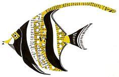 História de pescador...peixe furadinho by catarina bessell, via Flickr