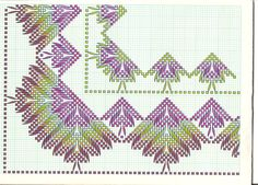 Needlepoint Patterns, Counted Cross Stitch Patterns, Cross Stitch Designs, Cross Stitch Embroidery, Embroidery Patterns, Broderie Bargello, Swedish Weaving Patterns, Swedish Embroidery, Monks Cloth