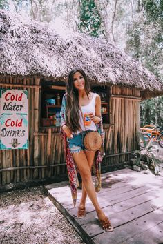 What I Wore To Visit The Coba Mayan Ruins [Mexico] – The Sweetest Thing Source by vacation outfits Mexico Vacation Outfits, Cancun Outfits, Tropical Vacation Outfits, Outfits For Mexico, Honeymoon Outfits, Vacation Style, Cute Vacation Outfits, Jamaica Vacation, Vacation Wardrobe