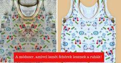 5 összetevő, aminek segítségével a ruhák fehérítése egyszerűbb lesz, mint valaha!