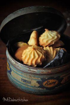 DANish Butter Cookies   MADaboutkitchen