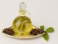 Essential oils for sore throat, cough and congestion