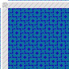draft image: Figurierte Muster Pl. XXV Nr. 1, Die färbige Gewebemusterung, Franz Donat, 10S, 10T
