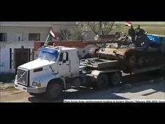 Сирия Восточная Гута  Дамаск  Начало боевых действий