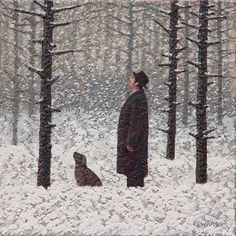 Catto Gallery | Mark Edwards Solo Exhibition 2016 | The Day Dreamers
