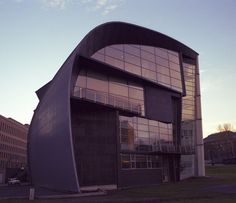 Kiasma Museum of Contemporary Art Museum Of Contemporary Art, Contemporary Artwork, Architecture Details, Interior Architecture, Art Houses, Amazing Buildings, Photoshop Design, Museums, Finland
