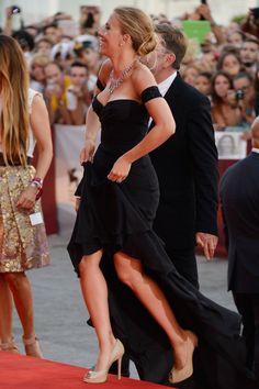 Scarlett Johansson at the Venice Film Festival | Pictures | POPSUGAR Celebrity UK