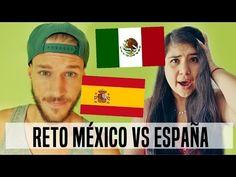 RETO MÉXICO VS ESPAÑA | QUIÉN SABE MÁS? - Vivir en Alemania