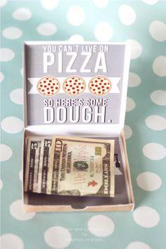 Graduation Money Card. Super Cute!