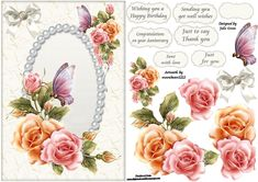 Image result for free decoupage printables