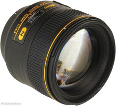 Nikon 85mm f/1.4.  You will also be mine!