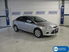 2014 Ford Focus 1.6 Ti Vct Ambiente Powershift  Western Cape Cape Town_0