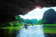 Tam Coc - Bich Dong - Ninh Binh - Viet Nam.