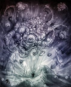 this article is all about the creation of Yog Sathoth and how he came to be