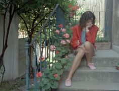 From Le Rayon Vert (The Green Ray) by Eric Rohmer