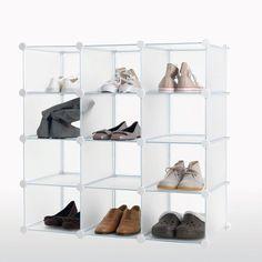 La redoute chaussures pinterest la redoute - La redoute rangement chaussures ...