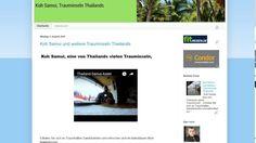 Koh Samui, eine von Thailands vielen Trauminseln