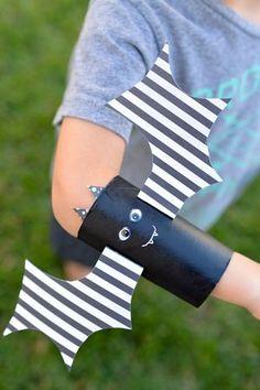 toliet paper roll armbands
