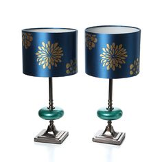 """Braxton 19"""" H Table Lamp with Drum Shade"""
