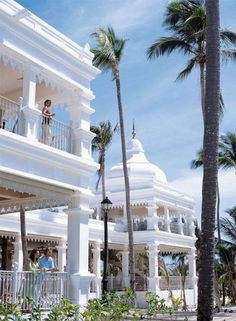 [Original Caption:] Riu Palace Punta Cana - All Inclusive
