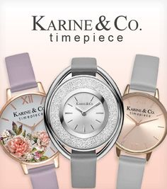 Visit KARINE & CO. - Stand Autumn Gift & Home Fair - August 2018 With almost 20 year's experience in the jewellery industry, Karine Jewellery has developed several ranges of product in the mid-range market; affordable yet beautiful collections. Irish Design, Ranges, Michael Kors Watch, Collections, Autumn, Jewellery, Gifts, Accessories, Beautiful
