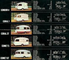 Constructam Types - 1971