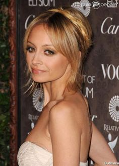 Nicole Richie...another of the most beautiful.