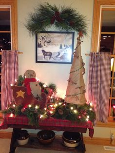 country-christmas-decor