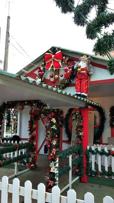 Decoração de Natal em Maringá.