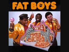 Can You Feel It Fat Boys *posted by Hip Hop Fusion