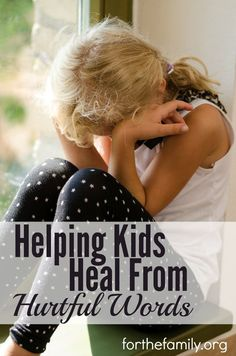Have your children born the lash of a harsh word? Have they struggled with the mean behavior so often associated with childhood and groups of friends? Here's how to help them recover and create an atmosphere of healing in your home!