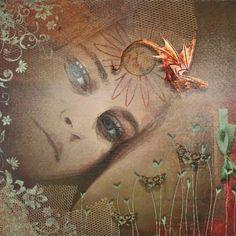 HYPNOSE Kits: Olivia, Isabella & winter blue overlays Photo: Cheryl Holt via Pixabay Winter Blue, Cheryl, Overlays, Painting, Art, Painting Art, Overlay, Paintings, Kunst