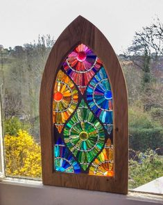 Stained Glass art Cross - Glass art Pictures Old Windows - Glass art DIY How To Make - Contemporary Glass art Sculpture - Sea Glass art Baby Stained Glass Designs, Stained Glass Panels, Stained Glass Projects, Stained Glass Patterns, Stained Glass Art, Fused Glass, Blown Glass, Glass Wall Art, Sea Glass Art