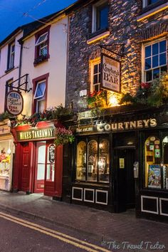 Killarney, Ireland- Killarney will forever hold a special place in my heart :)